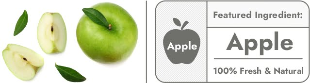 apple-featured ingredients